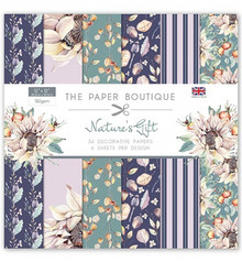 The Paper Boutique Nature's Gift 12x12 Inch Paper Pad (PB1077)