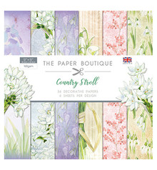 The Paper Boutique Country Stroll 12x12 Inch Paper Pad (PB1121)