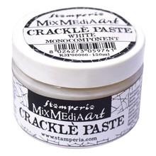 Stamperia Crackle Paste 150ml White (K3P37)
