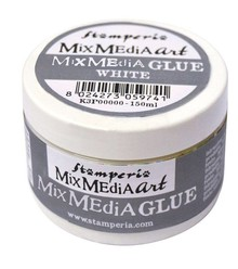 Stamperia Mix Media Glue 150ml (DC28M)