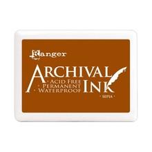 Ranger Archival Ink Jumbo Sepia (A3P06725)