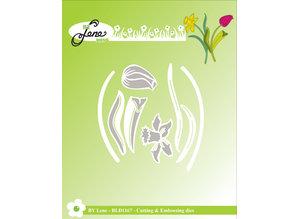 By Lene Metal Dies Flowers (BLD1167)