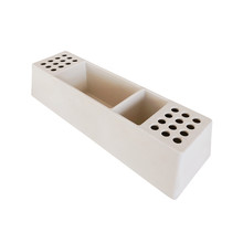 Studio Stationery Desk Organizer Pens White (144904)