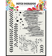 Dutch Doobadoo Dutch Mask Art A5 Grunge Mix (470.715.136)