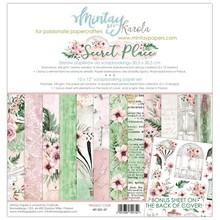 Mintay Secret Place 12x12 Inch Scrapbooking Paper Set (MT-SEC-07)