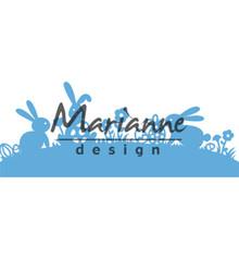 Marianne Design Creatable Bunny Border (LR0588)