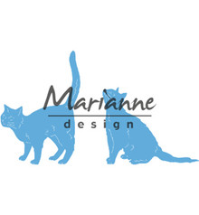 Marianne Design Creatable Tiny's Cats (LR0591)
