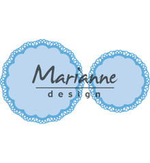 Marianne Design Creatable Doily Duo (LR0592)