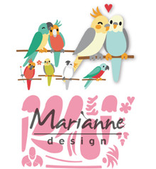 Marianne Design Collectable Eline's Birds (COL1465)