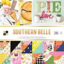 DCWV Southern Belle 12x12 Inch Premium Stack (615110)