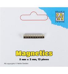 Nellie Snellen Mini Magneetjes Ø 5 mm (STBM002)