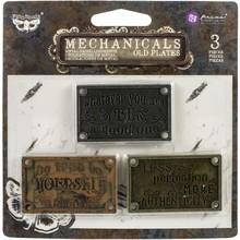 Prima Marketing Inc Finnabair Mechanicals Old Plates (967123)