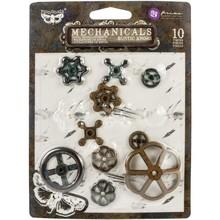 Prima Marketing Inc Finnabair Mechanicals Rustic Knobs (967130)