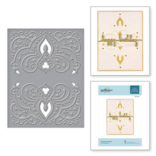 Spellbinders Moroccan View Cut & Embossing Folder (CEF-016)
