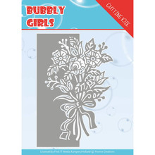 Yvonne Creations Bubbly Girls Bouquet Die (YCD10168)