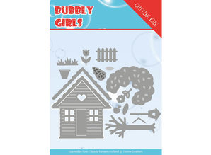Yvonne Creations Bubbly Girls In The Garden Die (YCD10169)