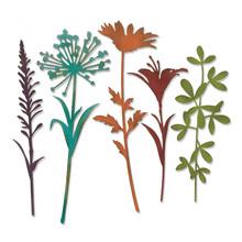 Sizzix Thinlits Alterations Wildflower Stems #2 (664164)