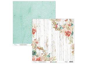 Mintay Bird Song 6x6 Inch Scrapbooking Paper Pad (MT-BIR-08)