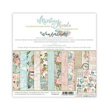 Mintay Wanderlust 6x6 Inch Scrapbooking Paper Pad (MT-WAN-08)