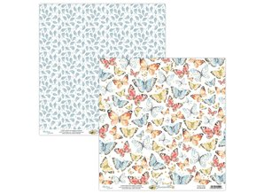 Mintay Bloomville 6x6 Inch Scrapbooking Paper Pad (MT-BLM-08)