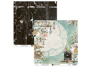 Mintay Life Stories 6x6 Inch Scrapbooking Paper Pad (MT-LIF-08)