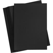 Paperpads.nl SELECT Basis Karton A4 Koolzwart (100 Vellen)