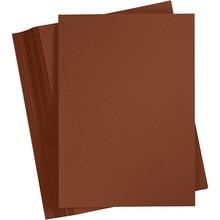 Paperpads.nl SELECT Basis Karton A4 Koffiebruin (100 Vellen)