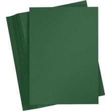 Paperpads.nl SELECT Basis Karton A4 Dennegroen (100 Vellen)