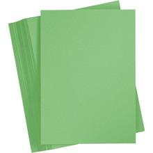 Paperpads.nl SELECT Basis Karton A4 Grasgroen (100 Vellen)