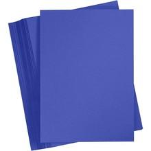Paperpads.nl SELECT Basis Karton A4 Koningsblauw (100 Vellen)