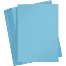Paperpads.nl SELECT Basis Karton A4 Helderblauw (100 Vellen)