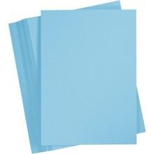 Paperpads.nl SELECT Basis Karton A4 Hemelsblauw (100 Vellen)