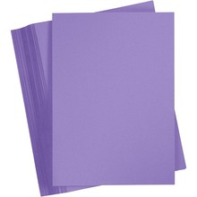 Paperpads.nl SELECT Basis Karton A4 Paars (100 Vellen)