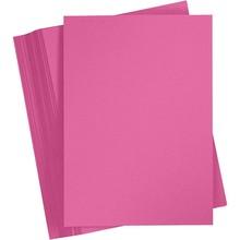 Paperpads.nl SELECT Basis Karton A4 Roze (100 Vellen)