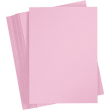 Paperpads.nl SELECT Basis Karton A4 Paars Roze (100 Vellen)