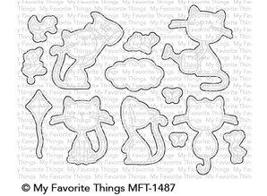 My Favorite Things Die-Namics Purrfect Friends (MFT-1487)