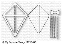 My Favorite Things Die-Namics Kite Shaker Window & Frame (MFT-1495)