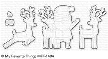 My Favorite Things Die-Namics Santa & Friends (MFT-1404)