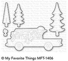 My Favorite Things Die-Namics Cool Christmas (MFT-1406)