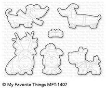 My Favorite Things Die-Namics Deck the Howls (MFT-1407)