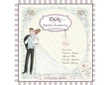 Dayka Nuestra Boda 8x8 Inch Paper Pad (SCP-1009)