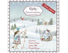 Dayka Dulce Navidad 8x8 Inch Paper Pad (SCP-1011)