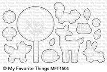My Favorite Things Die-Namics Sweet Spring Friends (MFT-1504)
