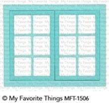 My Favorite Things Die-Namics Window (MFT-1506)
