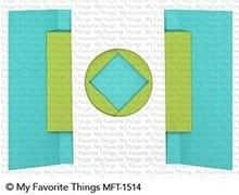 My Favorite Things Die-Namics Shutter Card Components (MFT-1514)