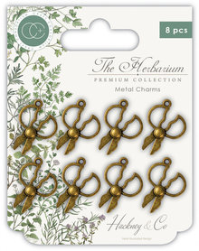 Craft Consortium The Herbarium Herb Scissors Charms (CCMCHRM004)
