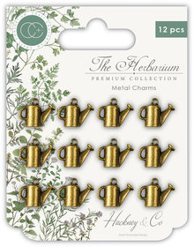 Craft Consortium The Herbarium Watering Can Charms (CCMCHRM006)