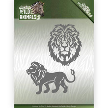Amy Design Wild Animals 2 Lion Die (ADD10177)