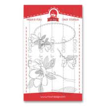 Flavir Design The Magnolia Clear Stamps (COD.02)