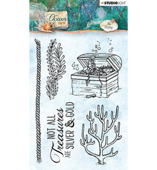 Studio Light Ocean View Clear Stamps (STAMPOV367)